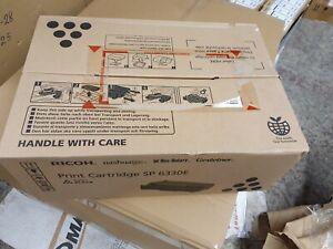 Toner Ricoh Sp 6330E New Original 821231 G296-35 Invoice Vat