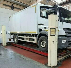 14000Kgs - Stertil Koni KO4140 Commercial Vehicle, 4 Post Lift - Spares / Repair
