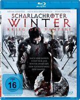 Blu-Ray - Scharlachroter Inverno - Guerra Il Vampire - Nuovo/Originale