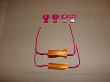 Classic mini LED Indicator resistor / converter box - New