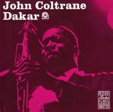John Coltrane Dakar (Hackensack, April 20th, 1957; 6 tracks)  [CD]
