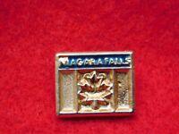 VINTAGE METAL PIN NIAGARA FALLS