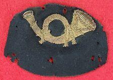 New listing Civil War Union Army Infantry Kepi Insignia On Cloth