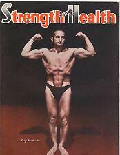 Strength & Health Bodybuilding Weightlifting Magazine/Rudy Gambacorta 9-41