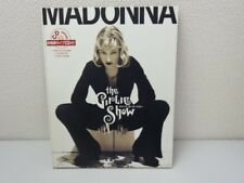 MADONNA The Girly Show JAPAN PHOTO BOOK w/CD madonna Free Shipping