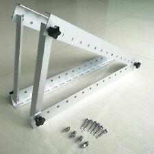 Soportes De Panel Solar ajustable, ideal para los paneles de 100w, de alta calidad de aluminio
