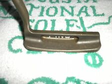 "MINT Ping J Blade Putter 35"" - VERY RARE BRONZE --- HAVEN'T SEEN ANOTHER ON EBAY"