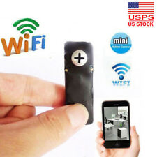 wireless mini screw DV DIY spy IP WIFI camera hidden nanny smallest DVR recorder