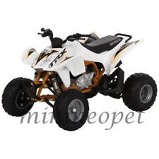 NEW RAY 57473 S 2012 HONDA TRX 450R ATV MOTORCYCLE 1/12 WHITE