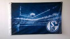 SCHALKE  FAHNE S04 FLAGGE  NEU  FC SCHALKE 04 FAHNE HISSFAHNE