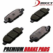 BRAKE PADS Complete Set Rear SMD1288 Disc Brake Pad - Super Pad Semi-Metallic Pa