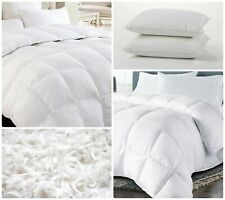 Luxury Hotel Quality Duck Feather & Down Quilts 13.5, 15 Tog Duvets All Sizes