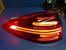 15 16 17 18 Porsche Cayenne Hybrid tail light outer OEM Left 95863106121 GG284
