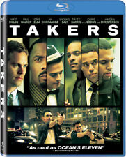 Takers [New Blu-ray] Ac-3/Dolby Digital, Dolby, Dubbed, Subtitled, Widescreen
