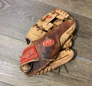 Rawlings Pro Preferred 2 Tone PROS12IC2T Baseball Glove RHT Size 11 1/4 Flaws