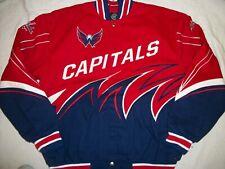 NHL WASHINGTON CAPITALS GIII LARGE JACKET