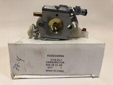 Husqvarna 51, 55 Chainsaw New C1Q-EL7 Carburetor US Seller