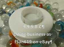 1 (Total) 53mm 3&5 Gallon Screw On Spill-less LOADING Cap (fits American Maid)