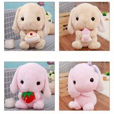 Cute Giant Rabbit Soft Plush Toys Cuddly Stuffed Animals Cute Long Ear Rabbits