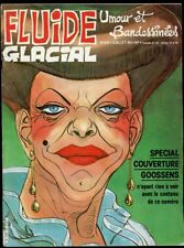 FLUIDE GLACIAL N°49. 1980.