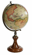 GLOBES - OLD WORLD GLOBE - 16TH CENTURY REPLICA GLOBE