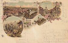 Ansichtskarte Bayern  8960  Gruss aus Kempten  1898