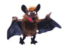 Living Puppets Handpuppe Fledermaus Gaston