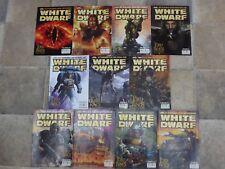 White Dwarf Magazines 280-290