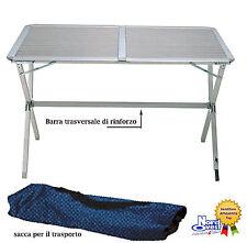 Tavolo pieghevole Mod. EVO - cm. 110 x 70  h 70 - Campeggio - Pic nic - giardino