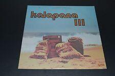 Kalapana III~Abbatoir Records KALA0004~Hawaiian LP~A& M Records~FAST SHIPPING