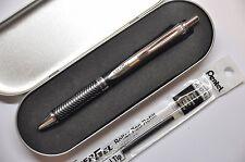 Pentel Energel Roller Pen Black Barrel with free refill