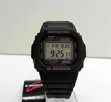 New Casio G-Shock Solar Atomic World time Watch GW-M5610-1