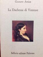 La Duchessa di Vaneuse  Gustave Amiot