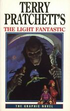 The Light Fantastic: The Graphic Novel (Dis... by Pratchett, Sir Terry Paperback