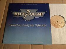 BLUE COLLAR - JACK NITZSCHE / CAPTAIN BEEFHEART / JEANNE PRUETT u.a. - LP