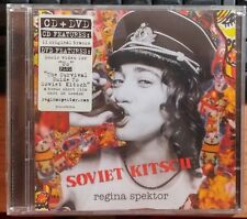 REGINA SPEKTOR - SOVIET KITSCH - CD + DVD SIGILLATO (SEALED)