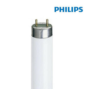 5 x 2ft F18w (18w) T8 Fluorescent Tube 830 Warm White [3000k] (Philips 18830)