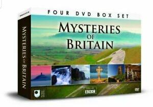 Mysteries Of Britain [DVD] Brand New Sealed BBC TV Series BNIB Free DVD Box Set
