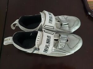 Pearl Izumi Tri Fly III Triathlon Shoes Size EURO 39. Size 8.5 womens.