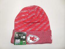 Kansas City Chiefs New Era Knit Beanie Hat