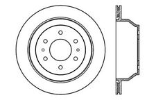 StopTech Sport Drilled/Slotted Disc fits 2005-2005 Saab 9-7x  STOPTECH