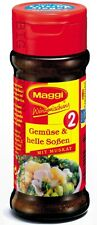 MAGGI - SEASONING MIX # 2 for vegetable & light sauce - German Production