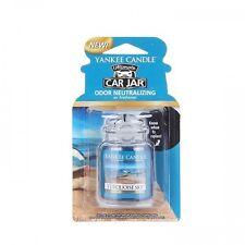YANKEE CANDLE car jar ultimate Turquoise Sky profumatore per auto