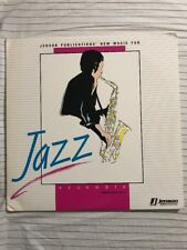 Jenson Publications' New Music for Jazz Ensemble Easy Edition Vol. 19 - Vinyl LP
