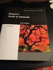 The Network Plus Guide To Networks by Tamara Dean Sixth Edition.
