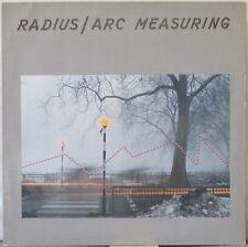 RADIUS Arc Measuring LP Prog Rock featuring David Cross (ex-King Crimson)