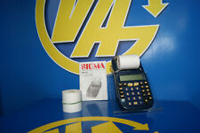 Calculator Electronic Sigma HR30 With Instructions And Reel - Collectables