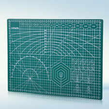 A3 Double Sided PVC Cutting Mat Green Self-Healing Cut Pad Durable Tool 45x30cm
