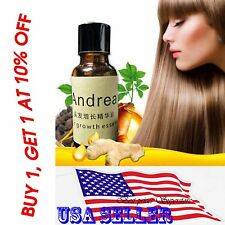 Andrea Hair Growth Essence Hair Loss Treatment ginger Sunburst raise dense 20 ml