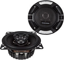 "New (2) 4"" Car Audio Speakers.four inch Stereo Pair.Suzuki Sidekick Replacement"